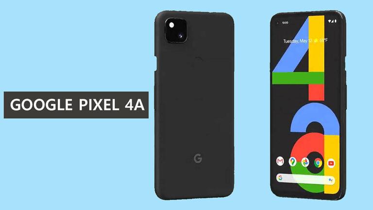 Google introduces Pixel 4A