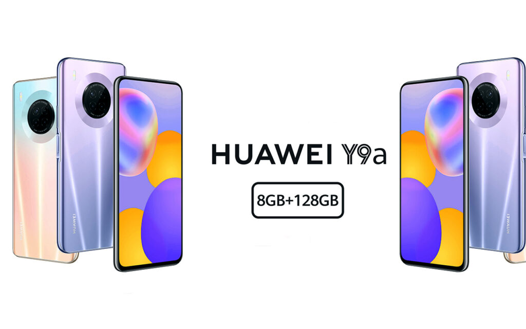 Huawei Y9a Featuring Notchless display, Quad Cameras and Some Outstanding  Specs