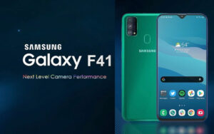 Samsung Galaxy F41 release date and key specs are now official