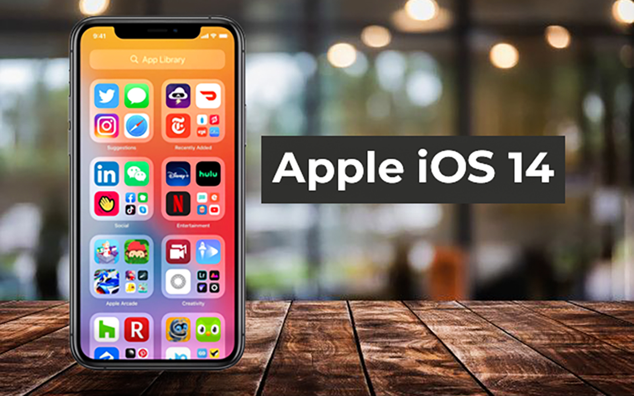 Apple iOS 14 updates, iOS 14