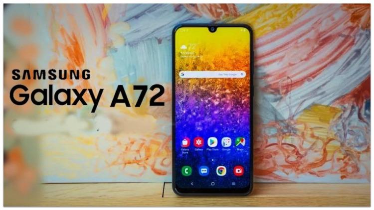 samsung galaxy a72, galaxy a72, a72