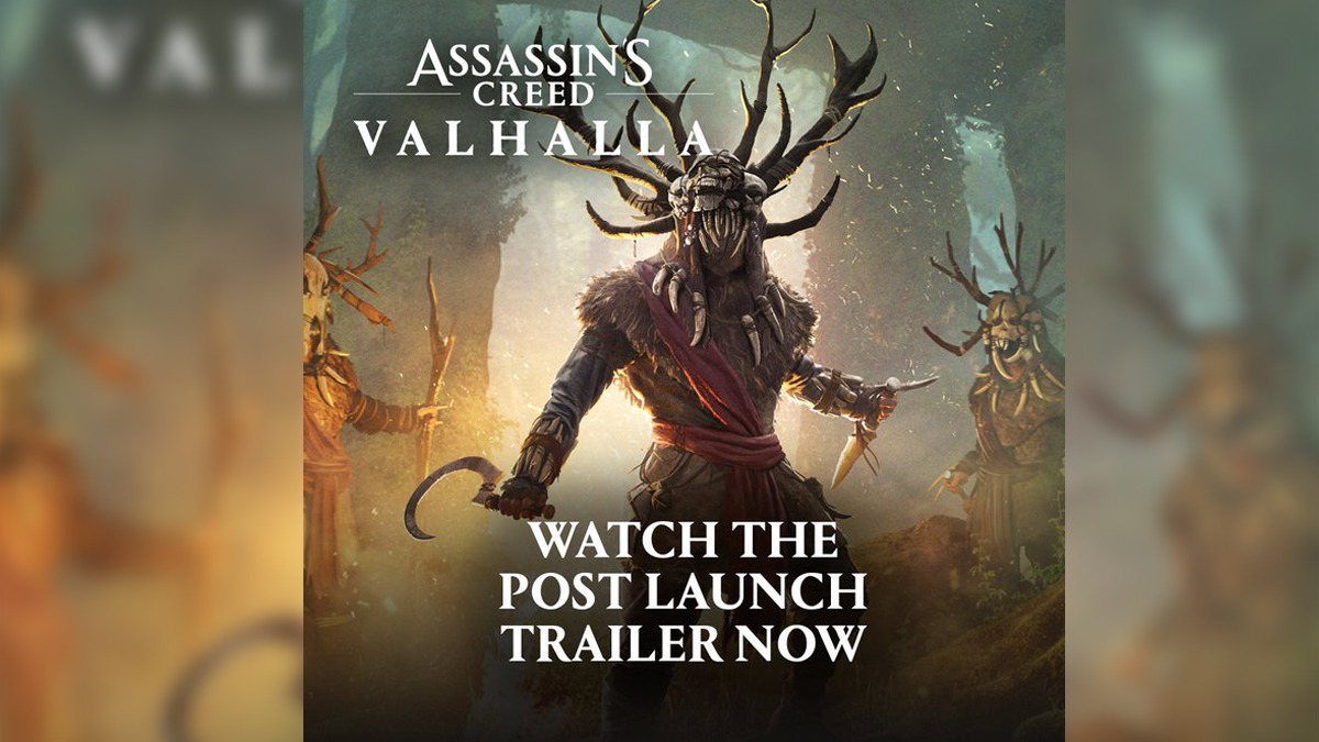 Assassin's Creed Valhalla Post-launch plan is featuring season pass