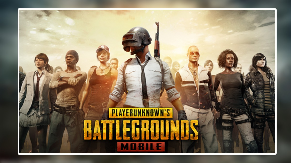 PUBG Mobile official branch in New Delhi India