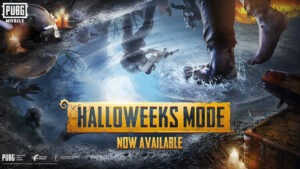 Pubg Mobile Halloweeks Mode now available from today until November 9th