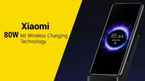 Xiaomi 80W Wireless Charging technology