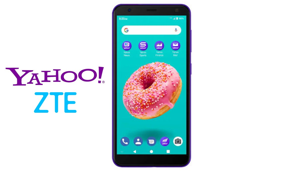 Yahoo introduces ZTE Blade A3Y android Smartphone for only $50