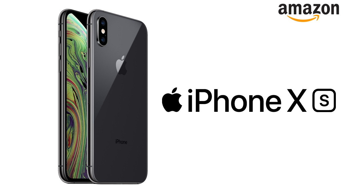 Amazon offering great deal on iPhone XS up to 48% off