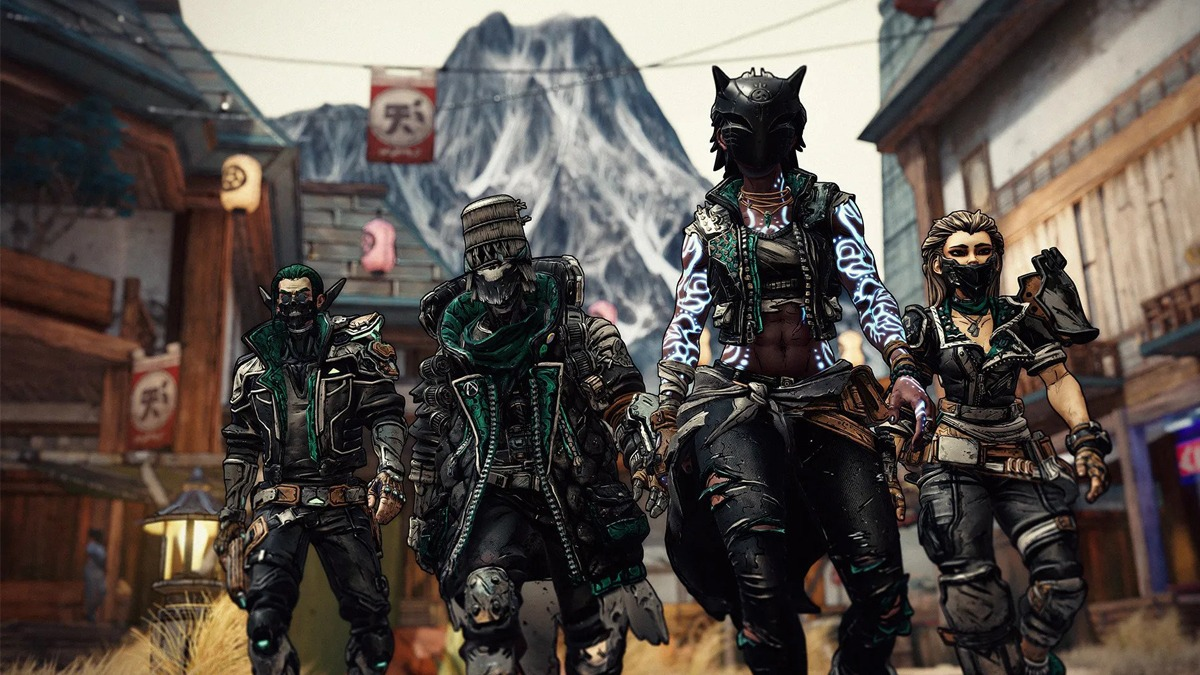 Borderlands 3 is set to release on PS5 and Xbox Series X Consoles