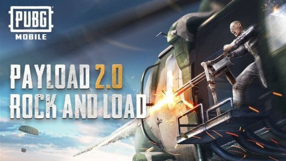 Pubg Mobile Payload 2.0 Rock and Load
