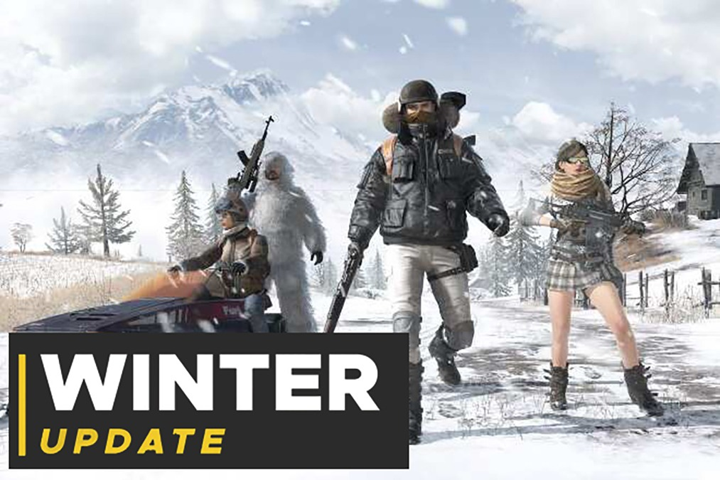 Pubg Mobile Lite winter update 1.0.0 to be released very soon