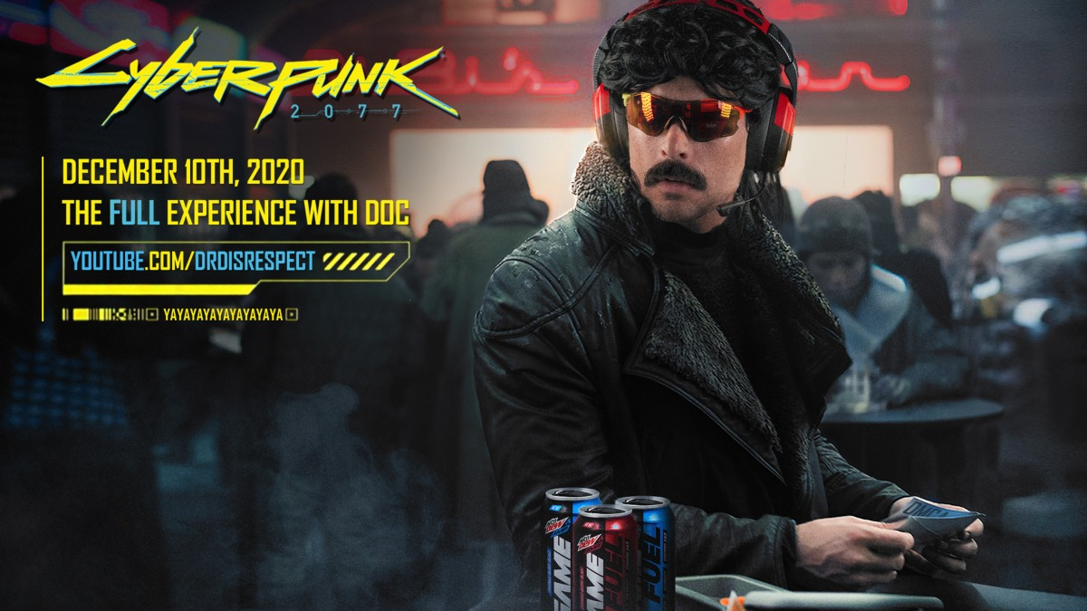 Dr Disrespect mocks Mobile Gaming on Twitter