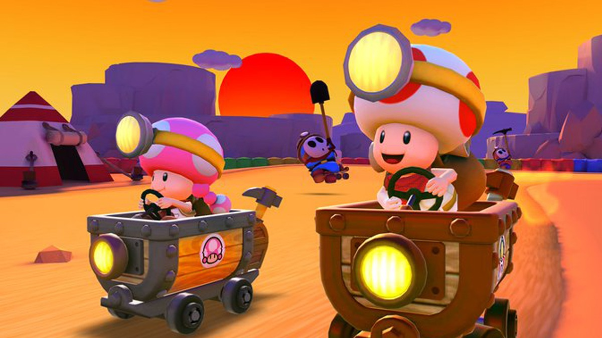 Mario Kart Tour to feature a Sunset Event onwards November 3rdMario Kart Tour to feature a New Sun Set Event onwards November 3rd