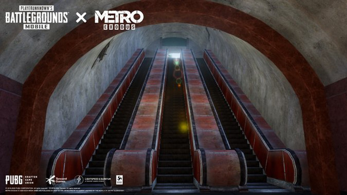 PUBG Mobile to introduce new Battle Royale game mode with Metro Exodus