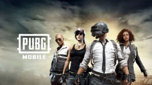PUBG Mobile India APK file download option found on the website