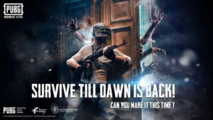PUBG Mobile Lite Survive Till Dawn Zombie Mode returns