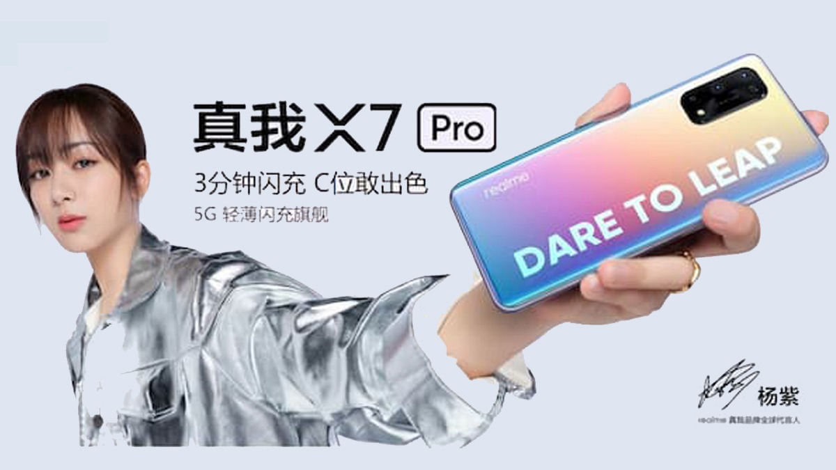 Realme X7 Series is coming to India & will launch in 2021