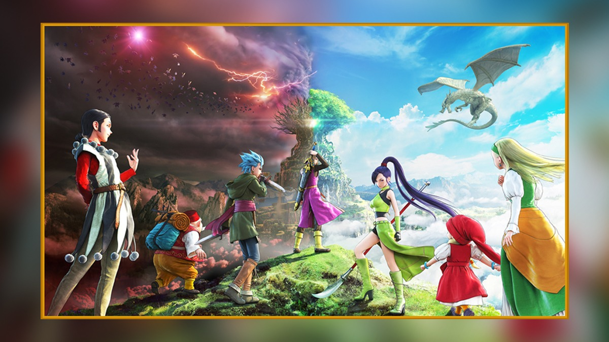 Dragon Quest signaling big plans for Series 35th Anniversary