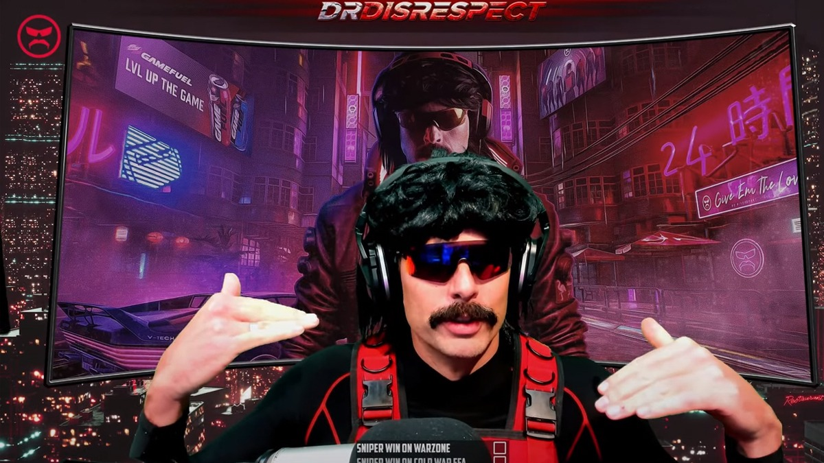 Dr Disrespect offers Arm Wrestling tournament to Broadcast Live on ESPN