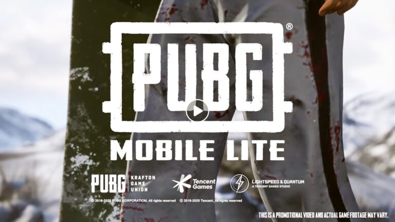 PUBG Mobile Lite