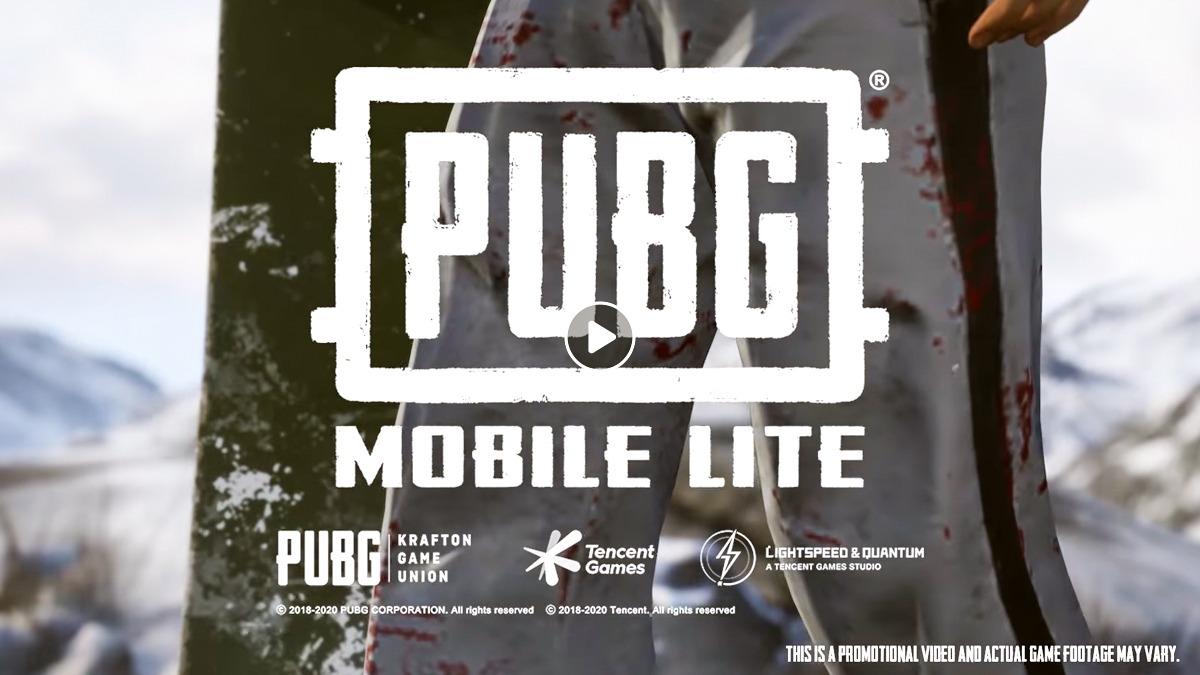PUBG Mobile Lite winter update global version new teaser revealed