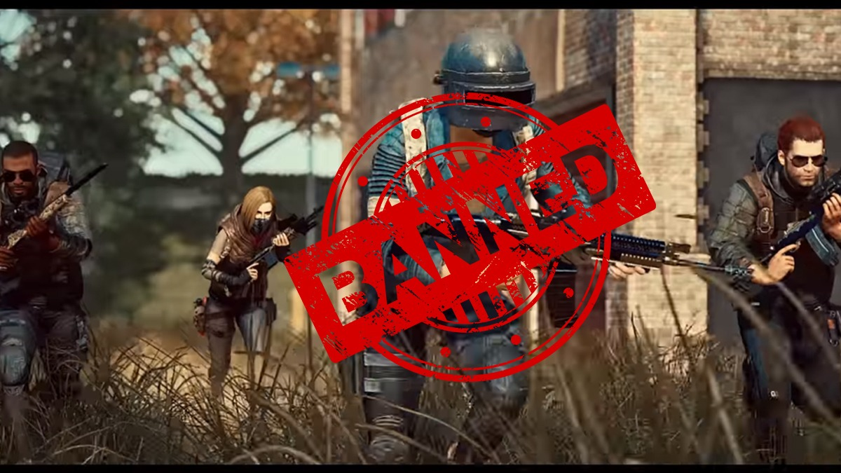 PUBG player was caught and got banned during livestream on Twitch