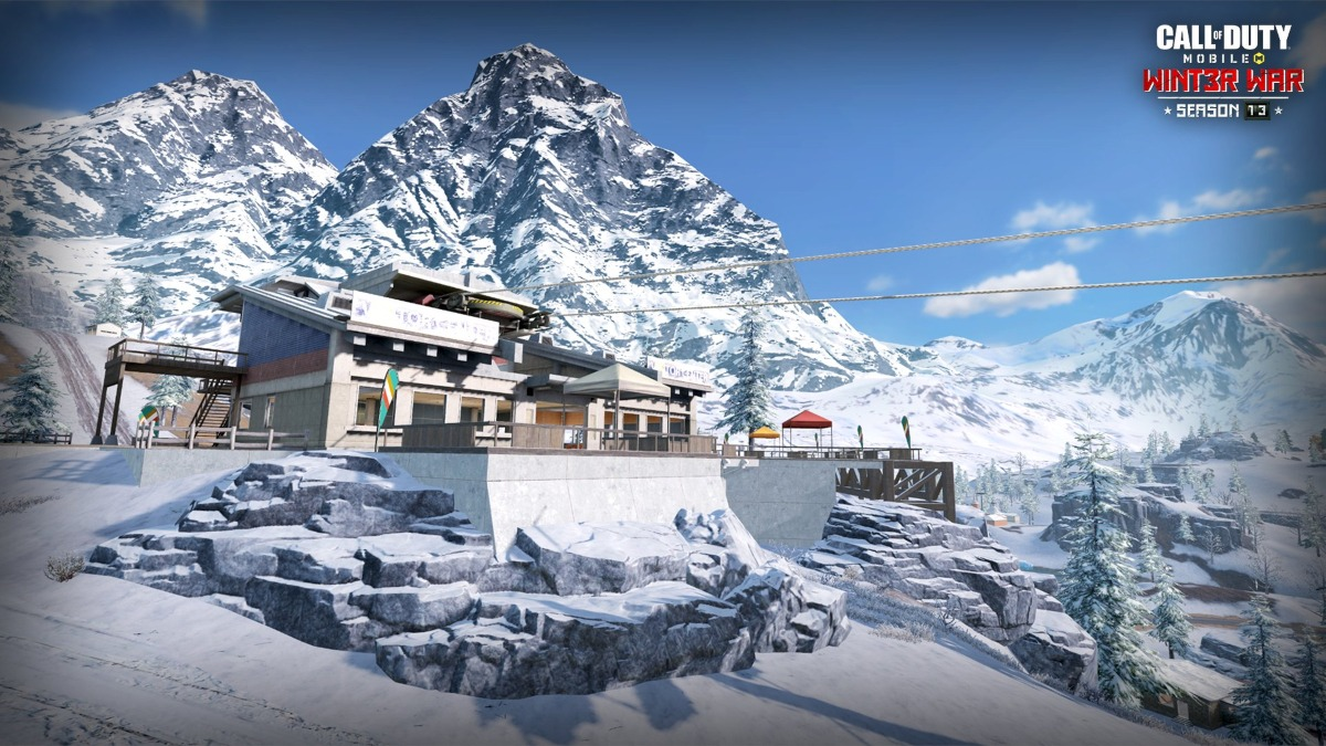 COD Mobile Season 13 Winter War new features revealed officially