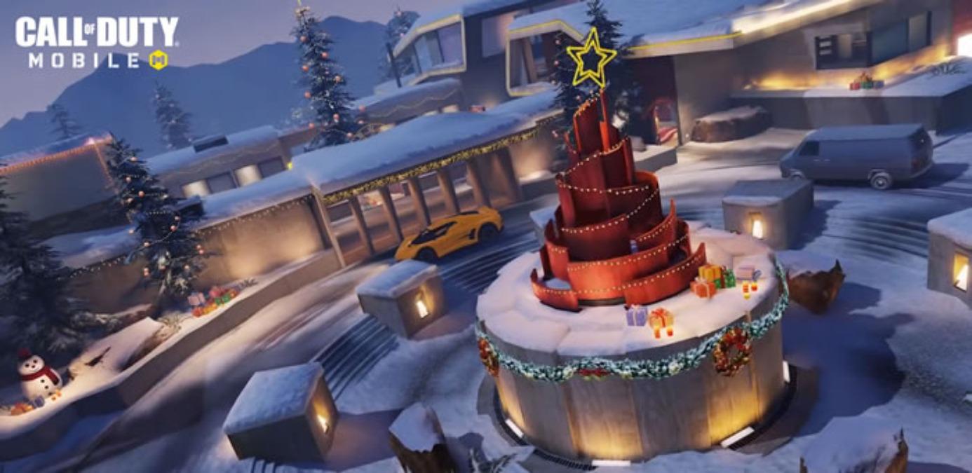 COD Mobile Season 13 Winter and Christmas sneak peek revealed