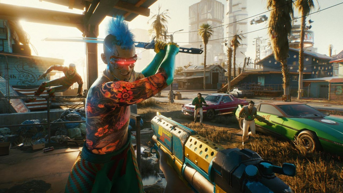 Cyberpunk 2077 saved data gets corrupted if it exceeds 8MB file size as reported