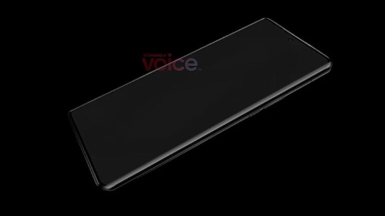 Huawei P50 Pro renders leaked, as expected to feature a punch-hole display