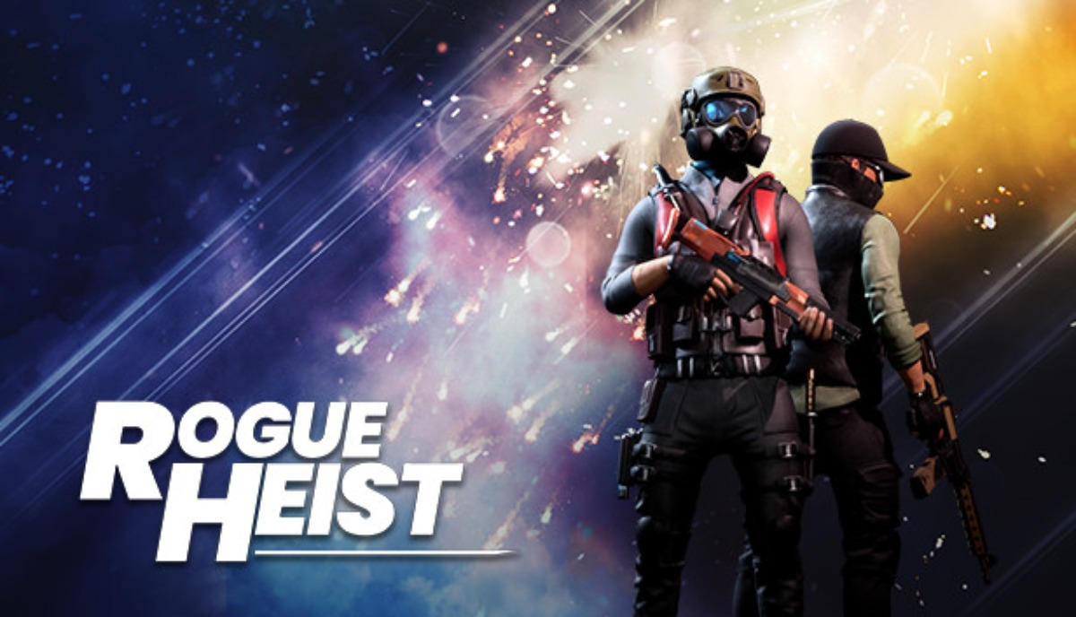 Rogue Heist Mobile India's first action shooting game launched