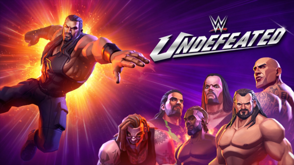 WWE Undefeated now available on Mobile devicesglobally