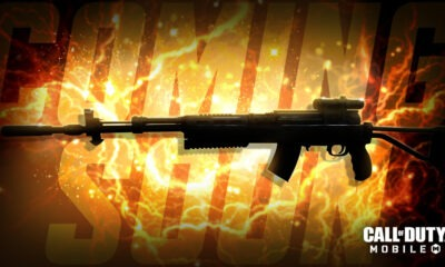 Call of duty mobile new weapons
