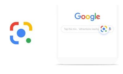 Google lens new icon