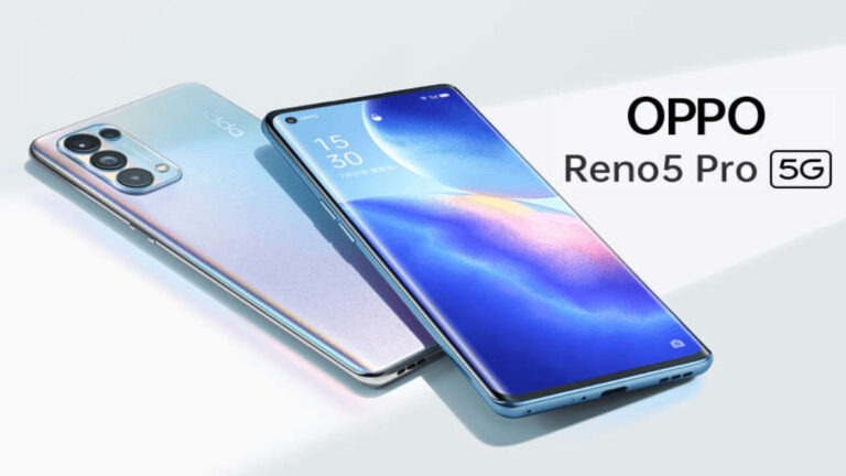 Oppo Reno 5 Pro 5G is set to launch on 18thJanuary in India