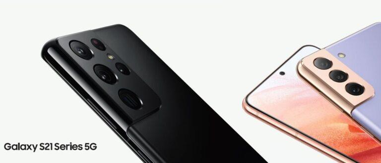 Samsung Galaxy S21 Series marketing renders revealed