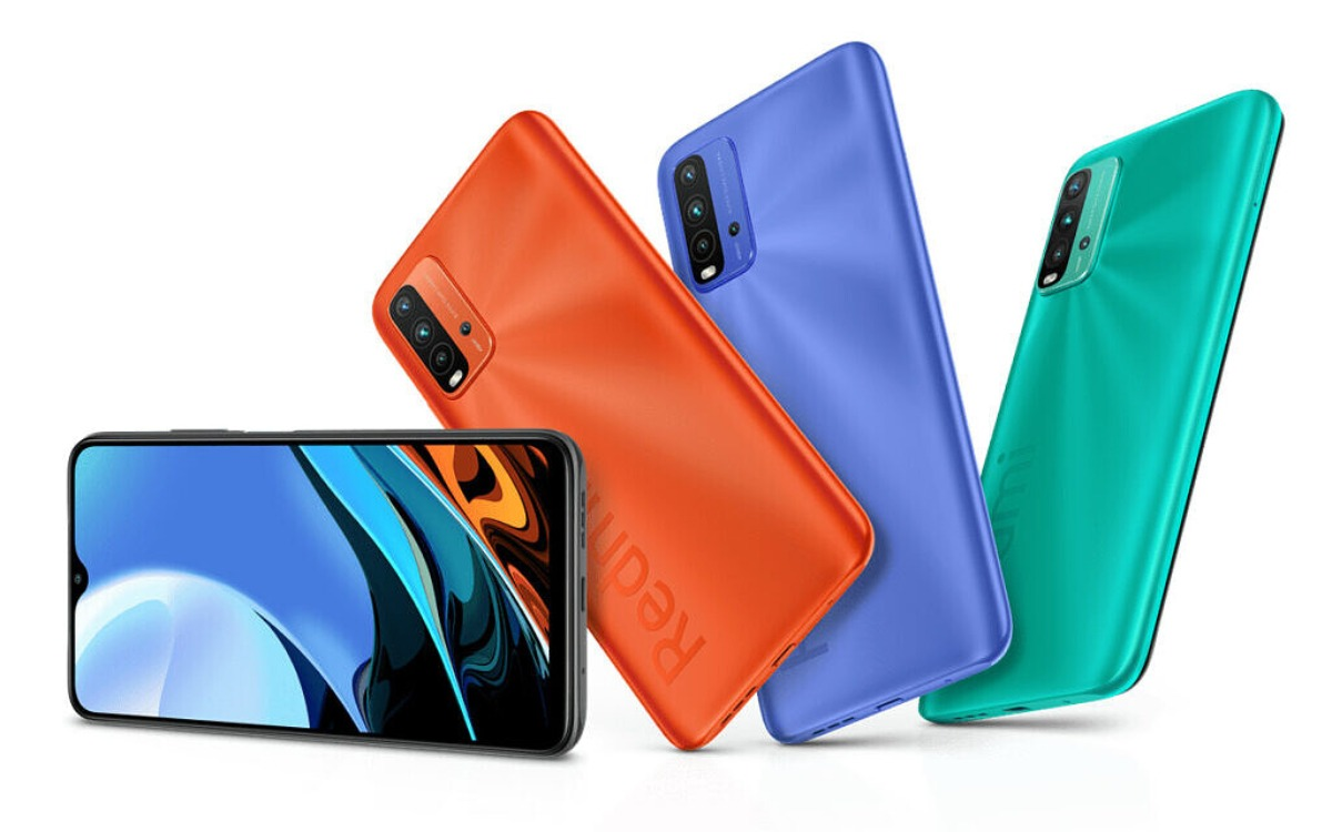 Xiaomi unveils the Redmi 9T & Redmi Note 9T for the Global market