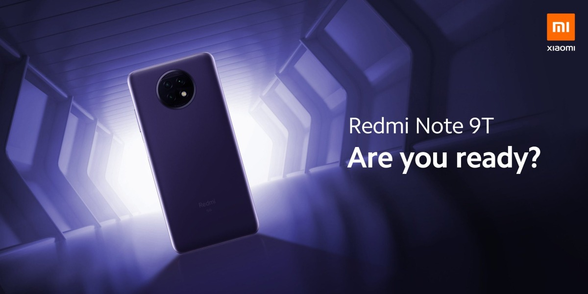 Xiaomi Redmi Note 9T 5G Specifications and price revealed
