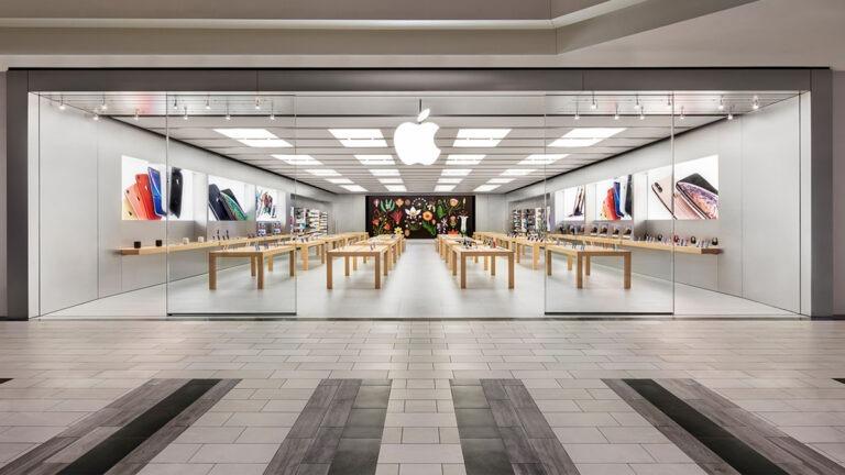 apple sales in India