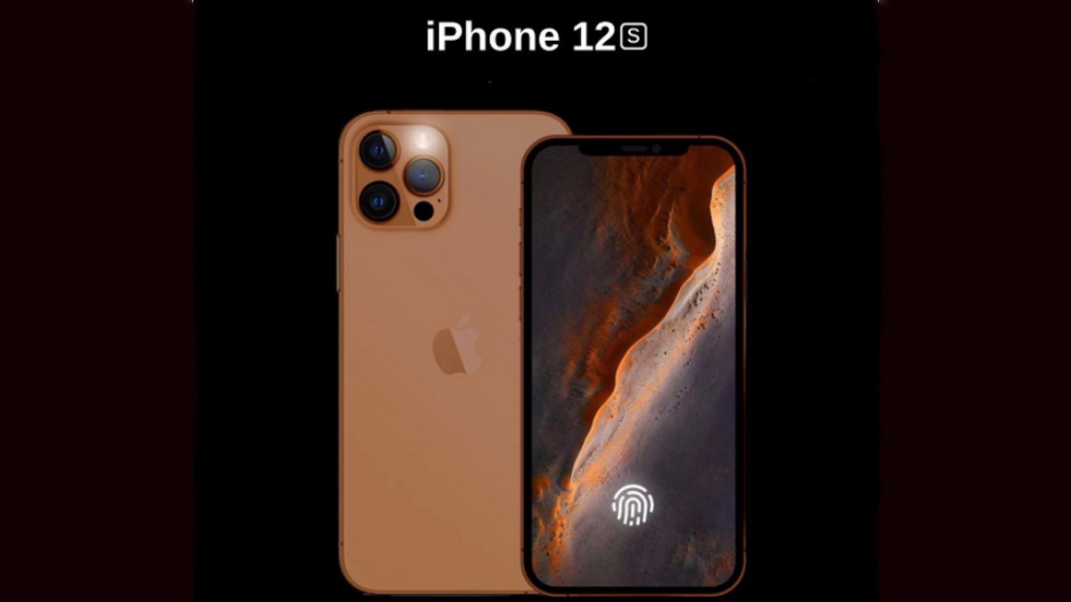 iphone 12s renders