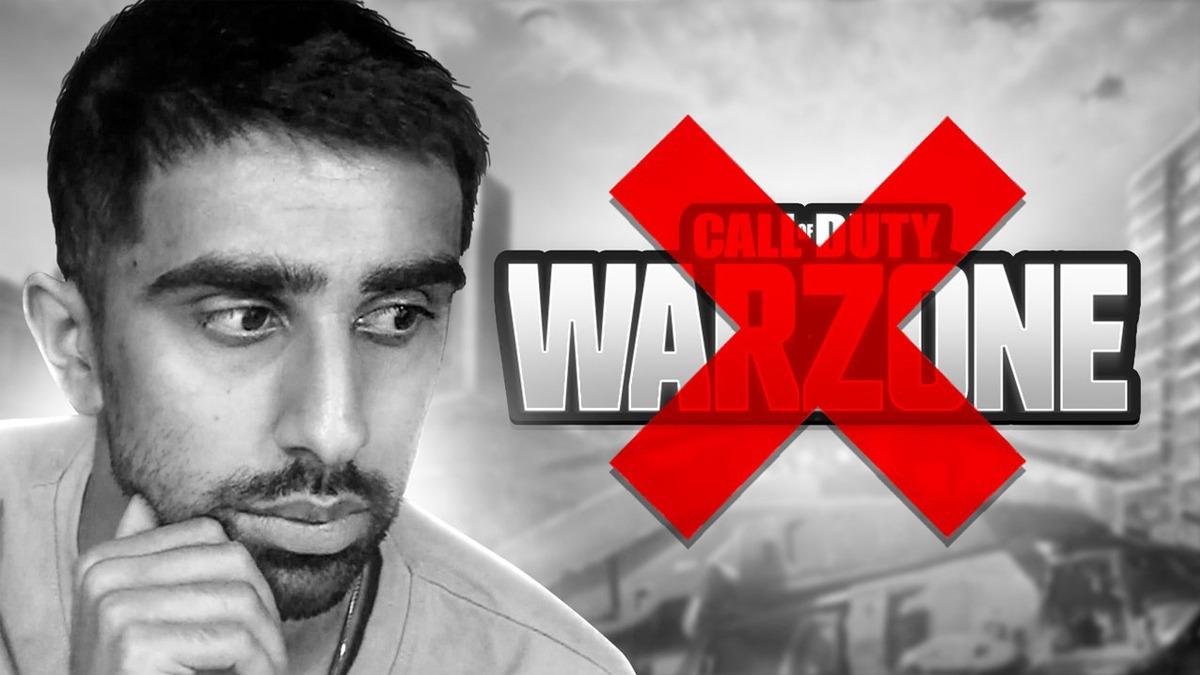 Call of Duty Warzone VikkstarCall of Duty Warzone Vikkstar