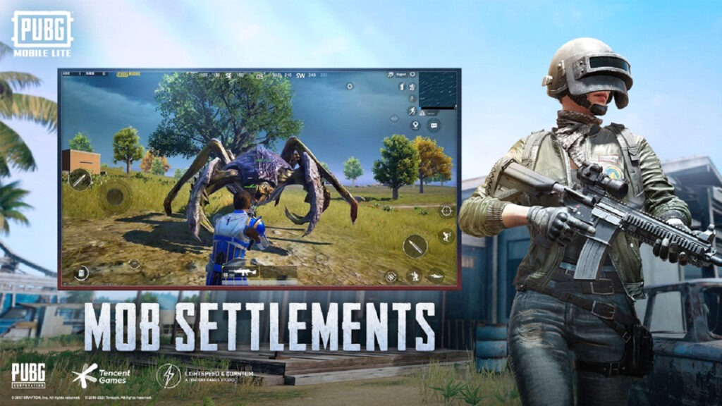 Mob Settlements