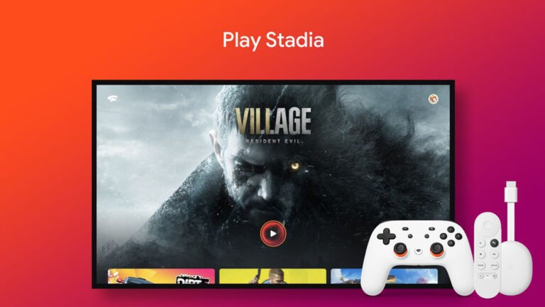 Stadia on Android