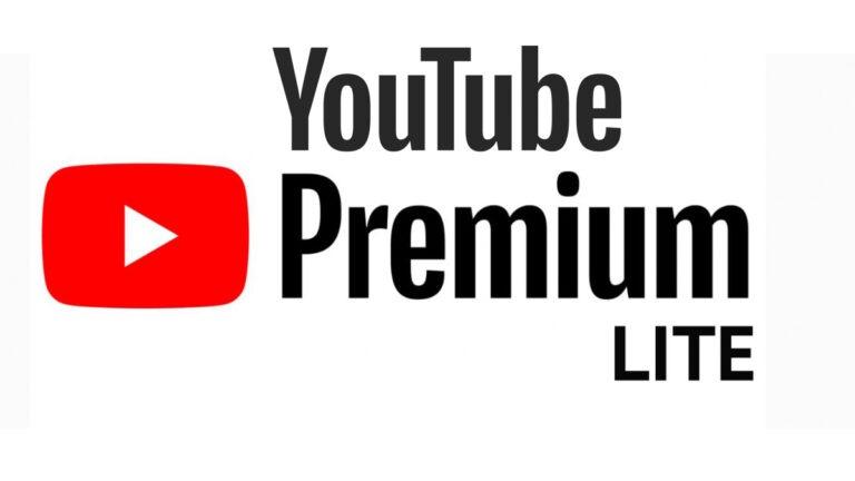 Youtube Premium Lite